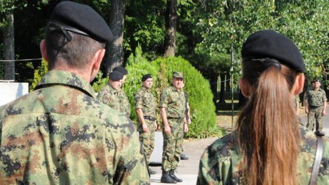 """Prikaz sposobnosti VS i MUP-a """"Odbrana slobode"""" u Nišu 10. maja 1"""