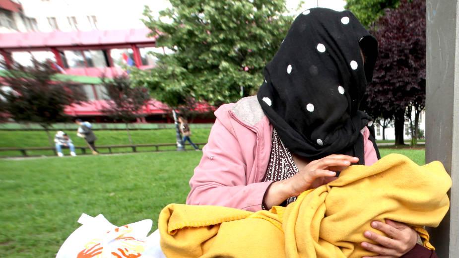 Većina žena izbeglica trpi zlostavljanje 1