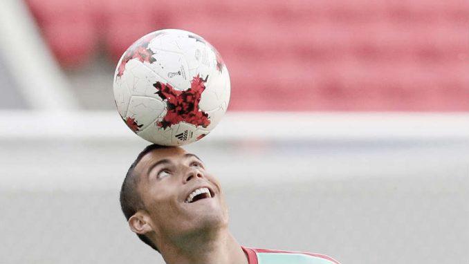 Ronaldo: Još nije rođen bolji od mene 1