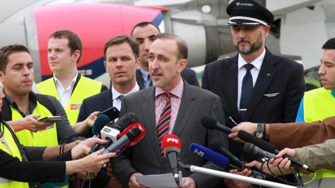 Direktor Er Srbije Dane Kondić podneo ostavku 1