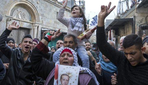 Protesti širom Palestine 10