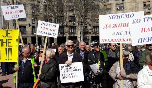 USPS: Vujović uplašio penzionere 12