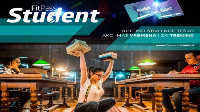Upoznajte se sa FitPass Student karticom: Trening za 10-ku! 3