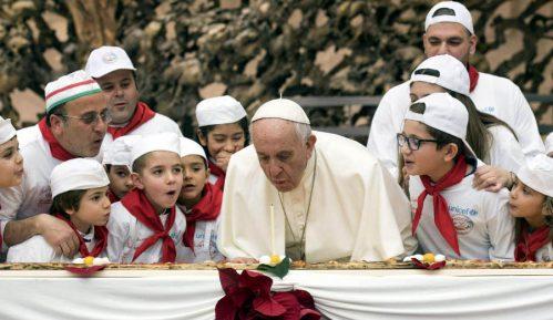 Papa Franja: Današnja društva su bez očeva 6