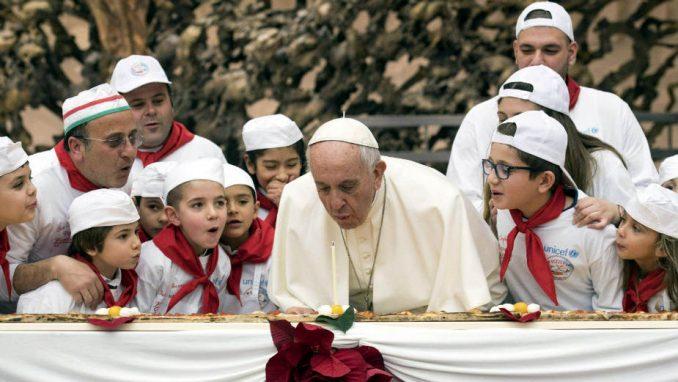 Papa Franja: Današnja društva su bez očeva 3