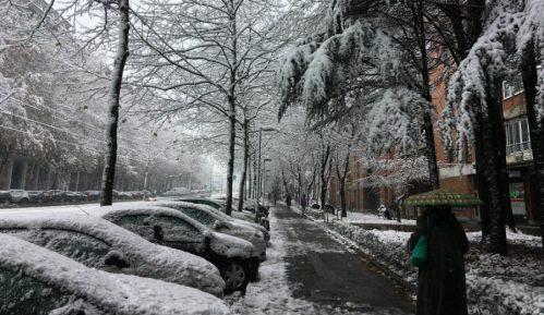 Sneg u celoj Srbiji, putevi ipak prohodni 10