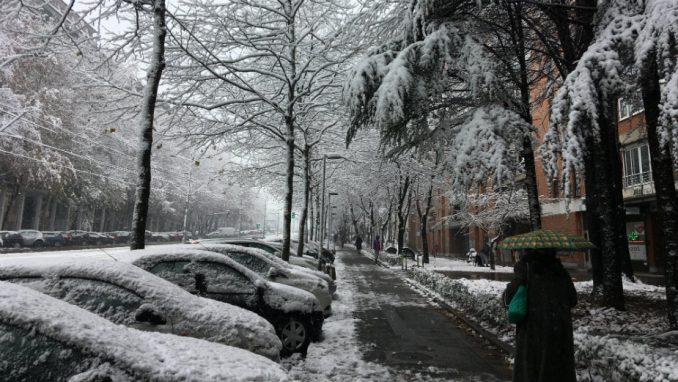 Sneg u celoj Srbiji, putevi ipak prohodni 1