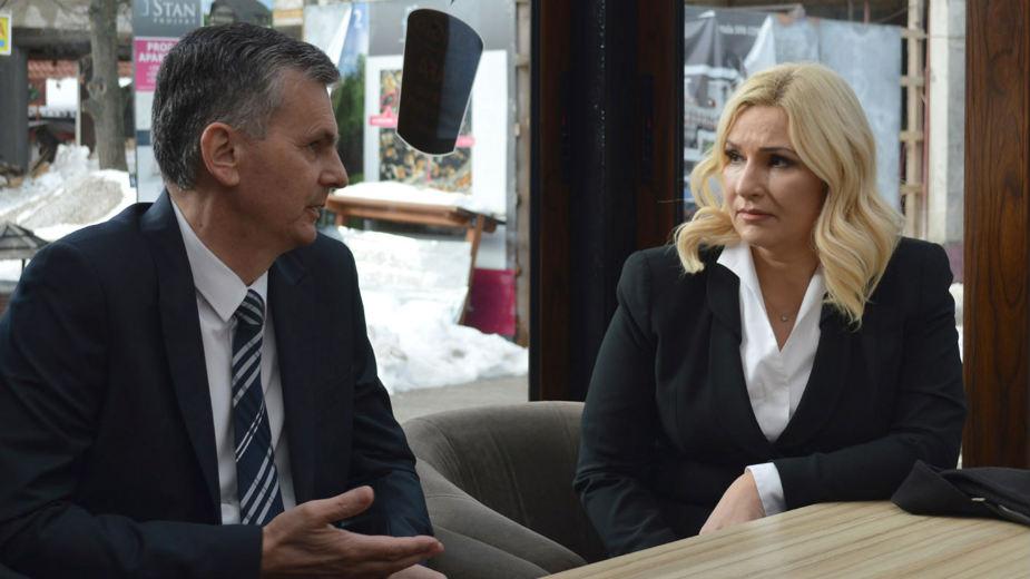 Stamatović: Beogradska gondola je deo predizborne kampanje naprednjaka 1