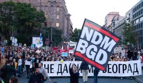 MUP: Krivične prijave zbog pretnji inicijativi NDMBGD 10