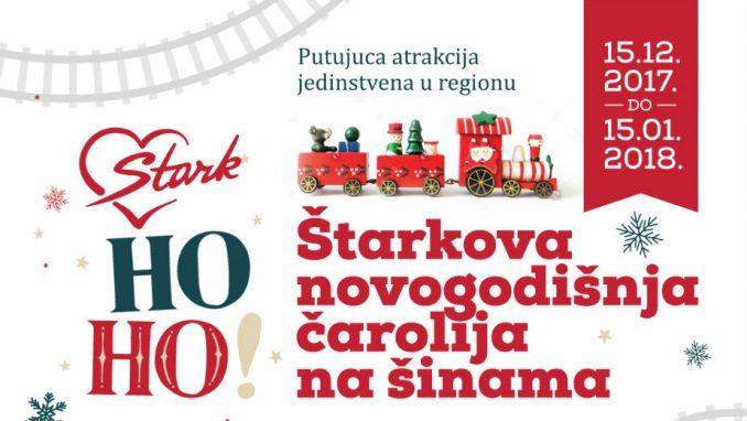 """""""Pozorište na šinama - Štarkova Novogodišnja čarolija"""" 3"""