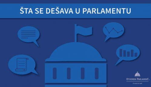 Prividni napredak u radu uz degradiranje nezavisnih institucija obeležio jul u parlamentu 6