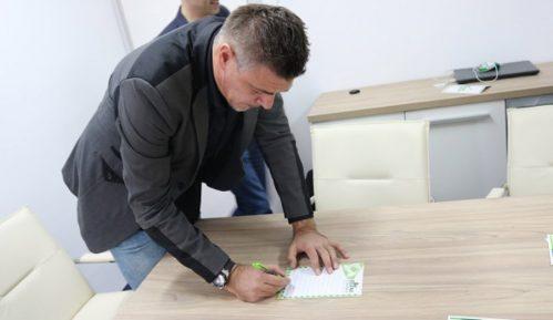 Savo Milošević se učlanio u Zelenu stranku 13