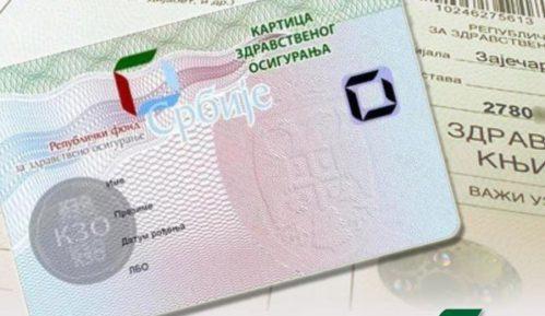 RFZO pozvao građane da preuzmu zdravstvene kartice 1
