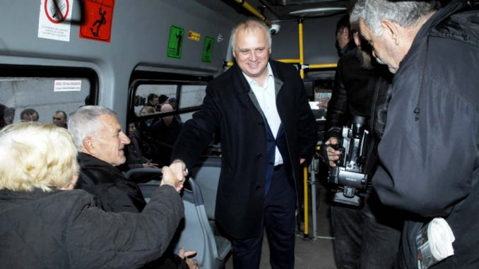 Vesić: Na zahtev građana produžena linija 522 1
