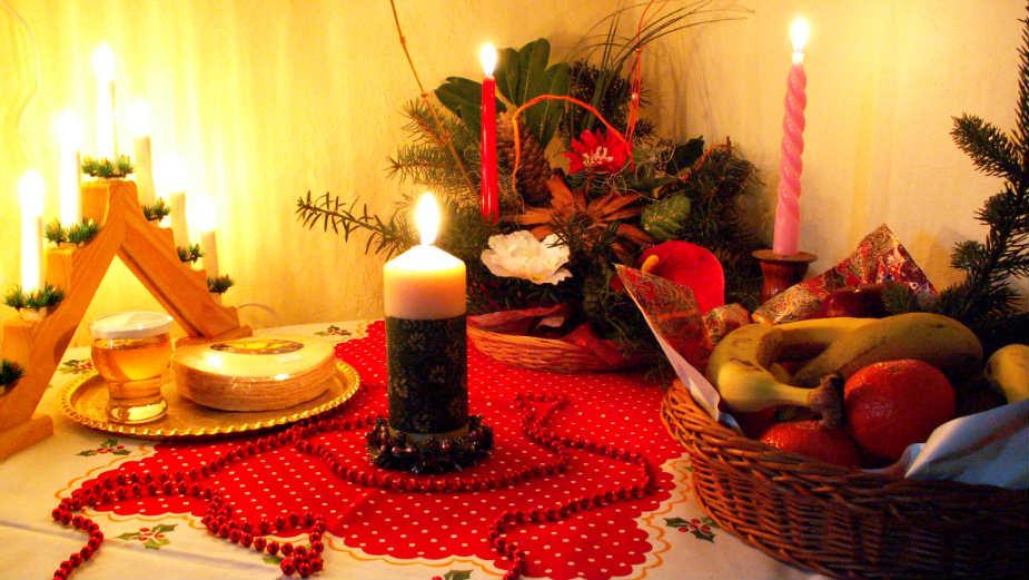 Božić po Gregorijanskom kalendaru 1
