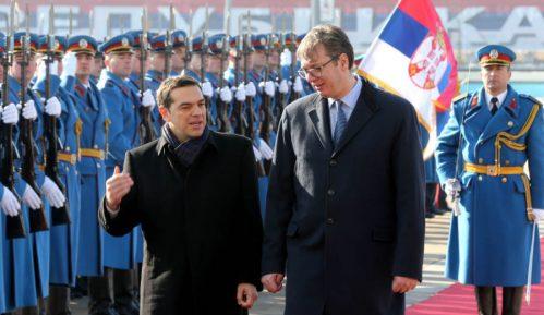 Grčki mediji: Cipras za Božić u Beogradu 4