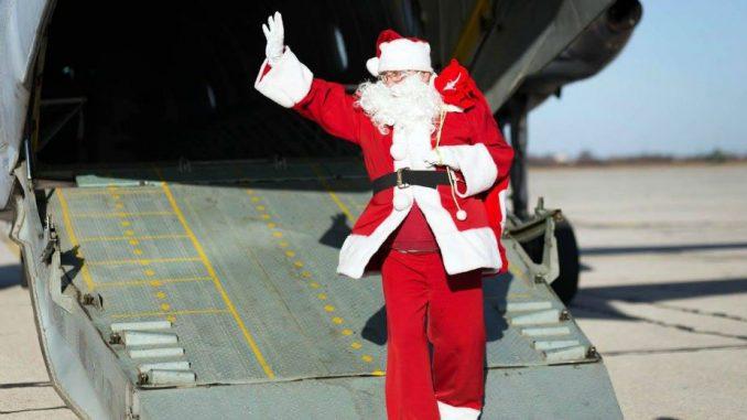 Deda Mraz vatrogasac 1