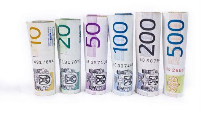 Suficit budžeta Srbije u oktobru bio veći od 61 milijarde dinara 1
