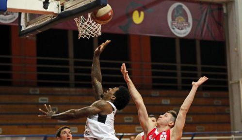 Poraz košarkaša Partizana 5