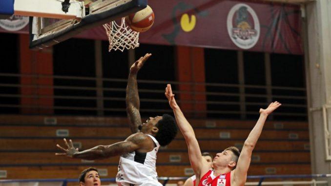 Poraz košarkaša Partizana 1