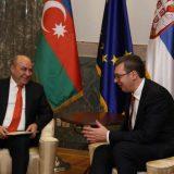 Vučić zvanično pozvan u Azerbejdžan 11