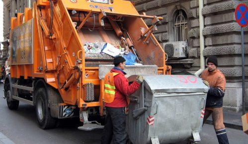 Apel: Lažni radnici gradske čistoće 10