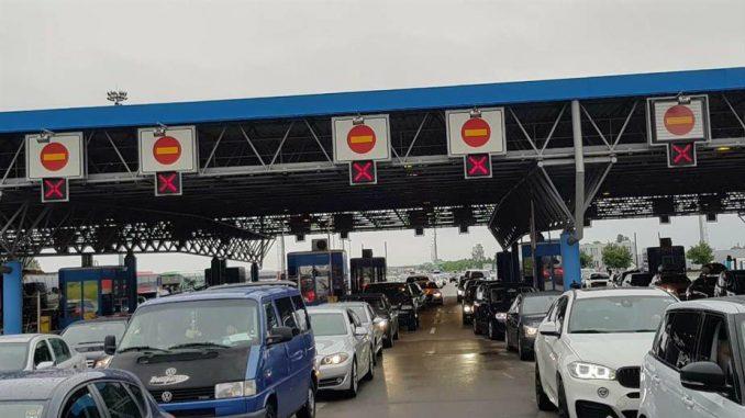 AMSS: Duže kolone vozila na ulazu i na izlazu iz Mađarske i Hrvatske 4