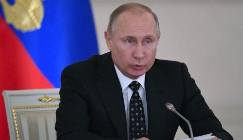 Putin: Terotistički napad u Sankt Peterburgu 8