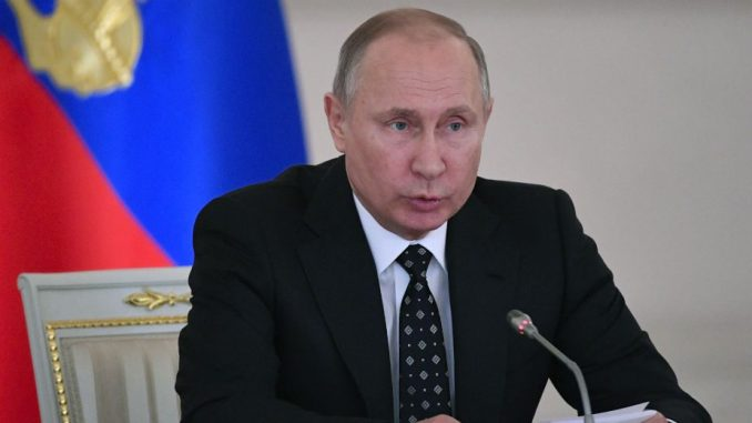 Putin: Terotistički napad u Sankt Peterburgu 1