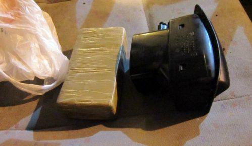 Zaplenjen heroin na graničnom prelazu Batrovci 5