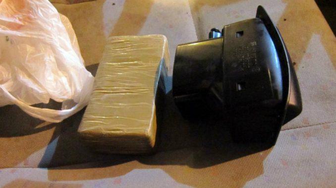 Zaplenjen heroin na graničnom prelazu Batrovci 1