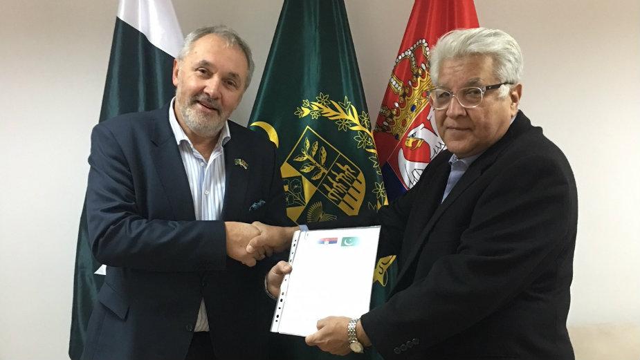 Osnovano Društvo srpsko-pakistanskog prijateljstva 1