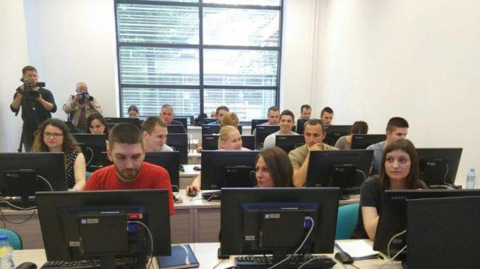 Testiranje 12.300 kandidata za prekvalifikacije u IT sektoru 1