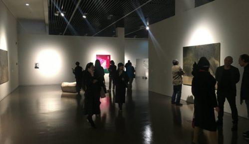 Otvorena izložba radova srpskih umetnika u Šangaju 12