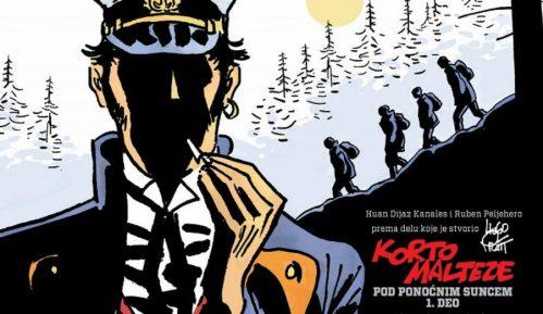 Vekovnici i Korto Malteze obeležili stripovsku godinu u Srbiji 3