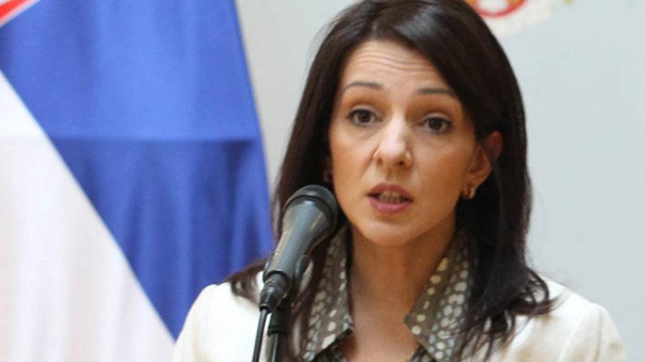 Hrkalović: Policija ne ignoriše pretnje Mariniki Tepić 1