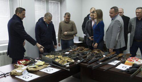 MUP: Uhapšeno 139 osoba, zaplenjeni narkotici i oružje 13