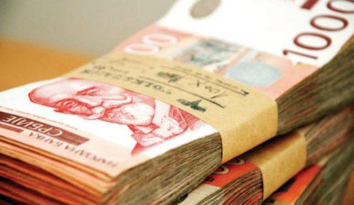 Prosečna plata u novembru bila 50.556 dinara 4