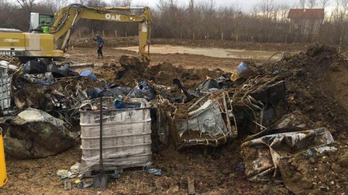 Popis opasnog otpada prvi korak u čišćenju Mašinske industrije i Elektronske industrije u Nišu 1