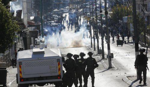Dva palestinska tinejdžera ubijena na granici pojasa Gaze 11