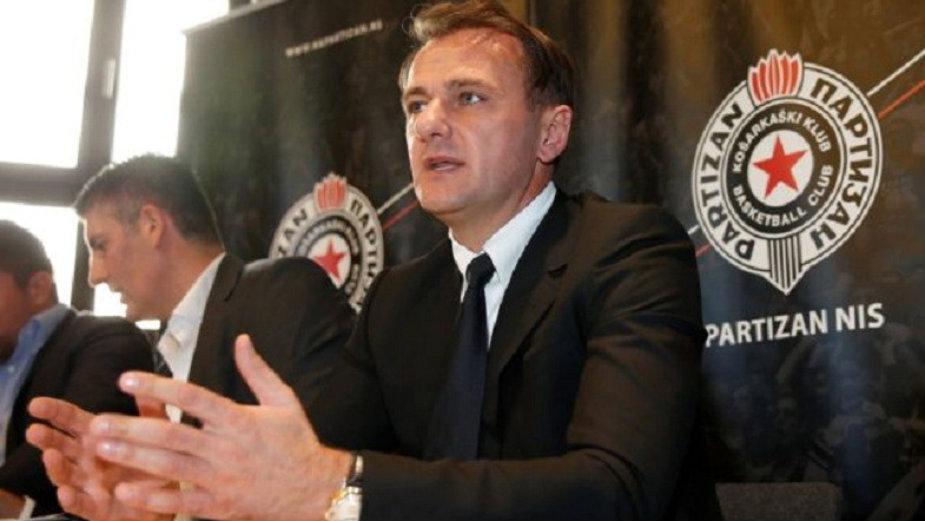 Čačanski novinar optužuje predsednika KK Partizan za otkaz 1