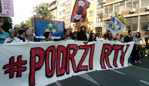 """Pokret """"Podrži RTV"""": Građani pobedili u borbi za RTV 2"""