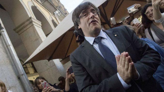 Vrhovni sud izdao međunarodni nalog za hapšenje bivšeg katalonskog predsednika Pućdemona 2