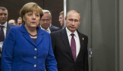 Angela Merkel u subotu u Moskvi sa Putinom o krizi na Bliskom istoku 7