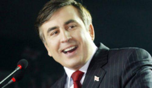 Sakašvili poziva Ukrajince na proteste 5
