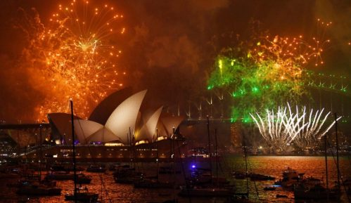 Nova godina već stigla u nekim delovima sveta 1