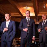 Premijeri Grčke, Bugarske i Rumunije na večeri kod Vučića 4