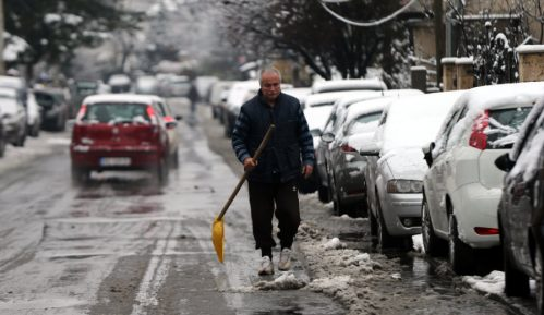 Oprezna vožnja zbog snega 9