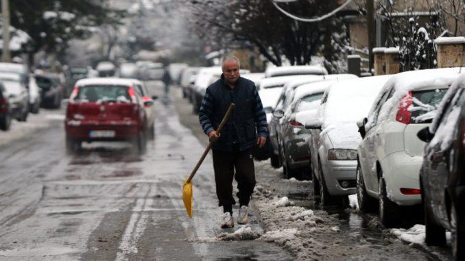 Oprezna vožnja zbog snega 3