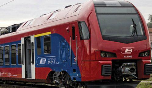 Srbija voz: Od 1. juna kreću putnički vozovi 12